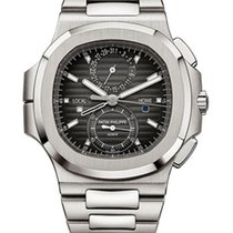 Patek Philippe Nautilus Travel Time Chronograph