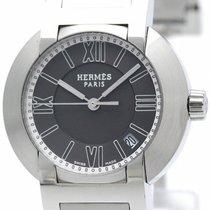 Hermès Nomade Stainless Steel Auto Quartz Ladies Watch No1.210...