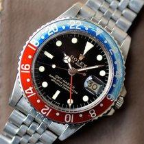 """Rolex GMT-Master Ref. 1675 aus dem Jahr 1964 """"gilt-dial"""""""
