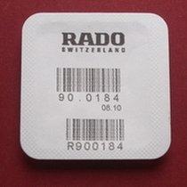 Rado Wasserdichtigkeitsset 0184 mit schwarzer Krone für...