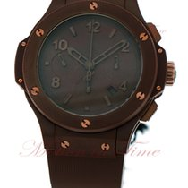 "Hublot Big Bang ""Chocolate"", Brown Dial, Limited..."