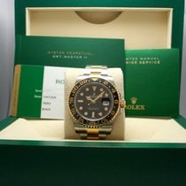롤렉스 (Rolex) GMT-Master II Steel and Gold