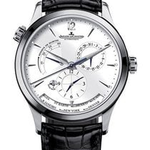 Jaeger-LeCoultre Master Control Master Geographic  Stainless...