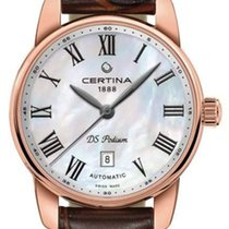 Certina DS Podium Lady Automatik Damenuhr C001.007.36.113.00