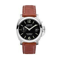 Panerai Luminor Marina Automatic Acciaio  Mens Watch PAM00048