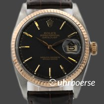 Rolex Oyster Perpetual Datejust Stahl/Rotgold Automatik 1964 1601