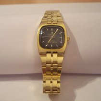 Omega Constellation 18K gold chronometer