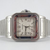 Cartier Santos Galbee automatic (full serviced)