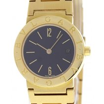 Bulgari 18K Yellow Gold BB 26 GGD