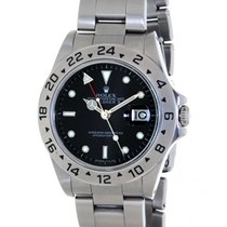 Rolex Explorer II 16570 In Steel, 40mm