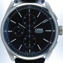 Oris Mans Automatic Wristwatch Chronograph Artix