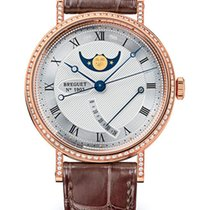 Breguet Brequet Classique 8788 18K Rose Gold & Diamonds...