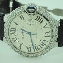 Cartier Ballon Bleu XL 42mm Diamonds