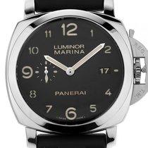 Panerai Luminor Marina 1950 3 Days Stahl Automatik Armband...