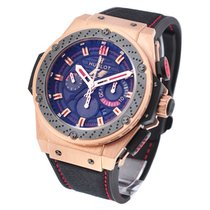 Hublot 703.OM.1138.NR.FM Big Bang F1 King Power in Rose Gold...