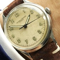 Military Vintage Vacheron Constantin with double case back...