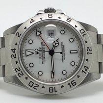 Rolex Explorer II white T serial (NO BOX NO PAPER)