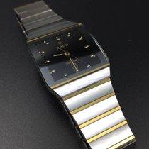 Rado -Diastar - Automatik - Keramik - Gold-FULLSET-
