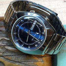 Mido Matic-Alarm AS 5008 Vintage Automatic Alarm Day Date