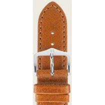 Hirsch Forest Uhrenarmband goldbraun L 17920270-2-18 18mm