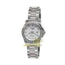 Longines Conquest - Quartz Ladies Watch Diamonds 29,5mm L32580896