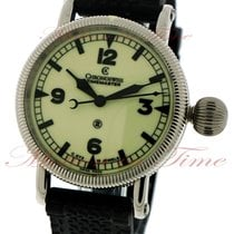 Chronoswiss Timemaster, Luminescent Dial - Stainless Steel on...