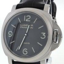 パネライ (Panerai) Luminor Base 8 Days Acciaio PAM00562 Mechanical...