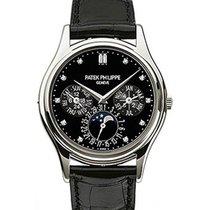 Patek Philippe 5140P-013 Ultra Thin Ref 5140P-013 Perpetual...
