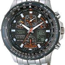 Citizen Promaster Super Skyhawk Eco Drive Herrenuhr JY0020-64E