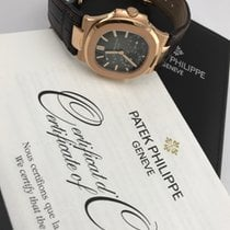 Patek Philippe Nautilus 5712R Rose Gold Tiffany Dial