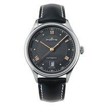 Fortis TERRESTIS 19FORTIS p.m. Automatic Steel PM Date 9022021