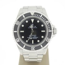 Rolex Submariner No-Date 40mm (BOX2009) Steel BlackDial MINT