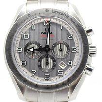 Omega Speedmaster Broad Arrow Co-Axial Chronograph, Box &...