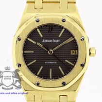 Audemars Piguet Royal Oak 4100BA solid 18K Gold Box &...