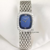 Patek Philippe Lady Ellipse 18k White Gold Diamond