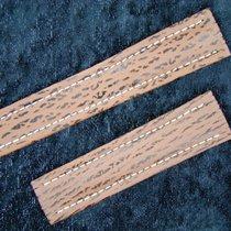 Breitling Haiarmband 20/18mm Braun Für Faltschliesse New