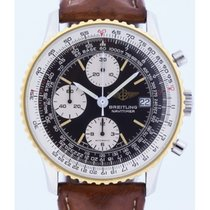 Μπρέιτλιγνκ  (Breitling) Old Navitimer Steel Gold 81610
