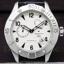 Zenith 03.0516.685 Defy Classic Power Reserve Silver Dial 43MM...