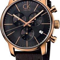 ck Calvin Klein city Herren Chronograph K2G276G3
