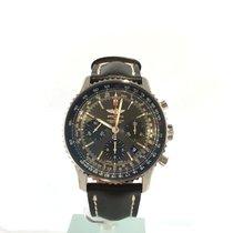 百年靈 (Breitling) Navitimer 01 Chronograph Stratos Gray Limited...