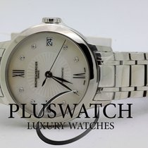 Baume & Mercier Classima Steel Mother of Pearl Dial 31mm M