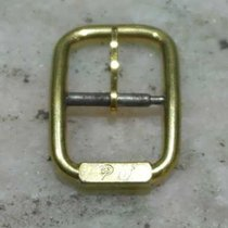 Philip Watch vintage buckle mm 10 gold plated
