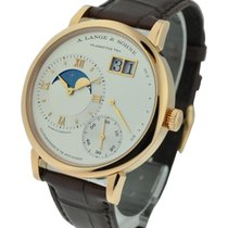 A. Lange & Söhne 139.032 Grande Lange 1 Moon Phase in Rose...