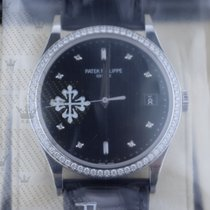 百達翡麗 (Patek Philippe) 5297G-001   Calatrava White Gold With...