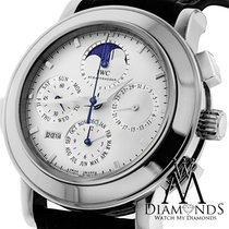 IWC Minute Repeater Grande Complication Platinum Limited Watch...