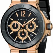 Bulgari Diagono Gold Chronograph