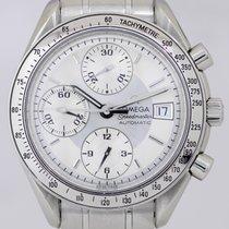 Ωμέγα (Omega) Speedmaster Date Automatic Chronograph white...