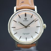 Omega Seamaster De Ville White Dial cal.601 Top Condition