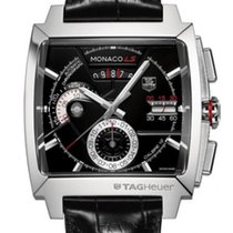 TAG Heuer Monaco Calibre 12 LS Chronograph Linear System