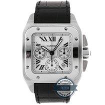 Cartier Santos 100 Chronograph W20090X8
